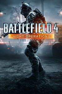 Carátula del juego Battlefield 4 Night Operations