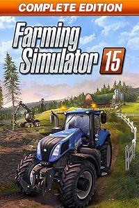 Carátula para el juego Farming Simulator 15: Complete Edition de Xbox One