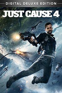 Carátula para el juego Just Cause 4 - Digital Deluxe Edition de Xbox 360