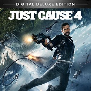 Just Cause 4 - Digital Deluxe Edition Xbox One