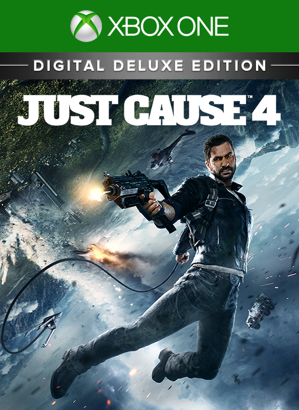 Just Cause 4 - Digital Deluxe Edition boxshot