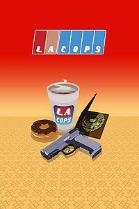 Carátula para el juego LA Cops de Xbox 360