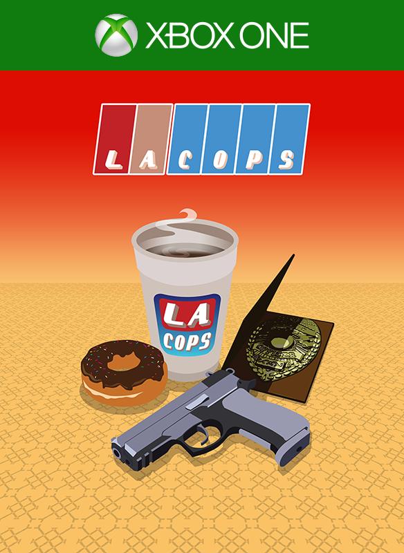 LA Cops boxshot