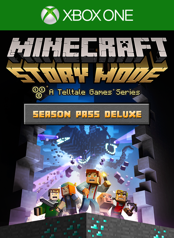 Minecraft Story Mode: Season Pass Deluxe