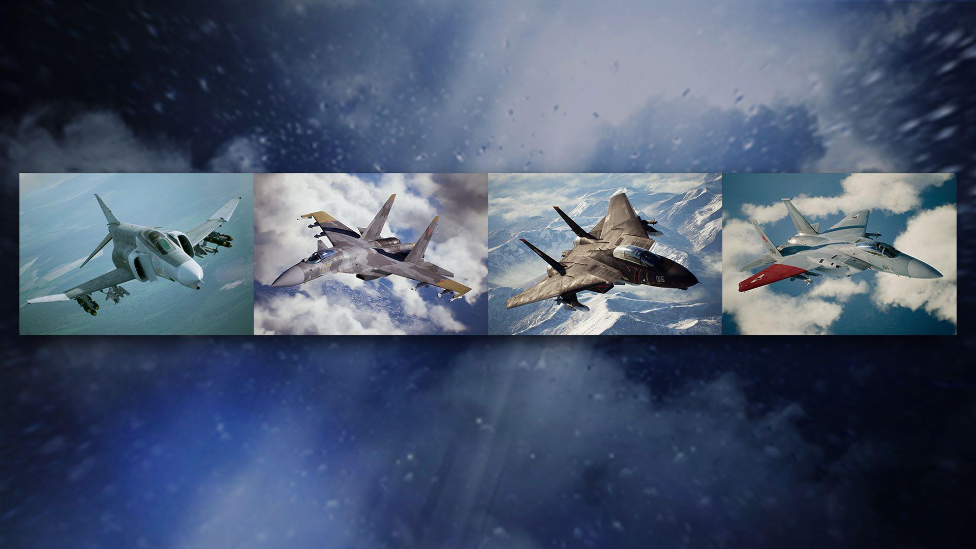 newest 1b419 ad72c ACE COMBAT™ 7  SKIES UNKNOWN - F-4E Phantom II + 3 Skins