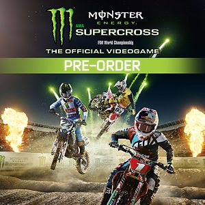 Monster Energy Supercross - The Official Videogame Pre-Order Xbox One