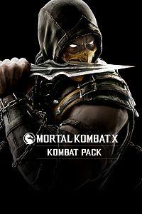 Carátula del juego Kombat Pack para Xbox One