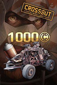 Carátula para el juego Crossout - Wild hunt pack de Xbox 360