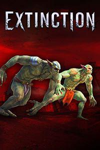 Carátula del juego Extinction: Jackal Invasion