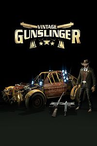 Carátula del juego Dying Light - Vintage Gunslinger Bundle