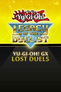 Carátula del juego Yu-Gi-Oh! GX Lost Duels de Xbox One