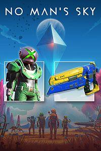 Carátula del juego No Man's Sky - Next Generation Booster Pack