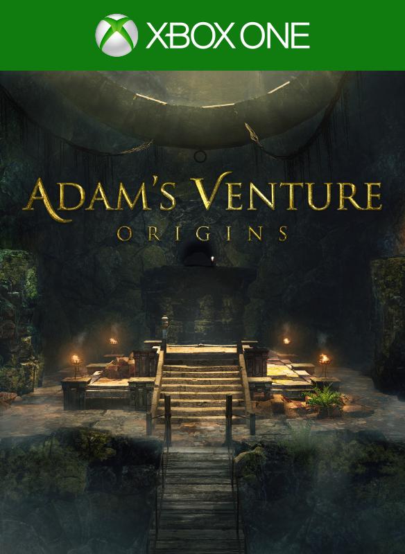 Adam's Venture: Origins boxshot