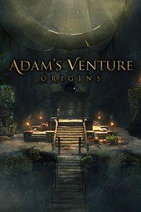 Carátula para el juego Adam's Venture: Origins de Xbox One