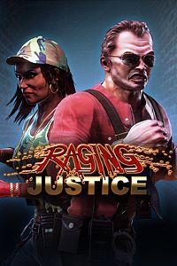 Carátula para el juego Raging Justice de Xbox 360