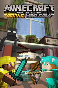 Carátula del juego Minecraft Battle Map Pack 4 de Xbox One