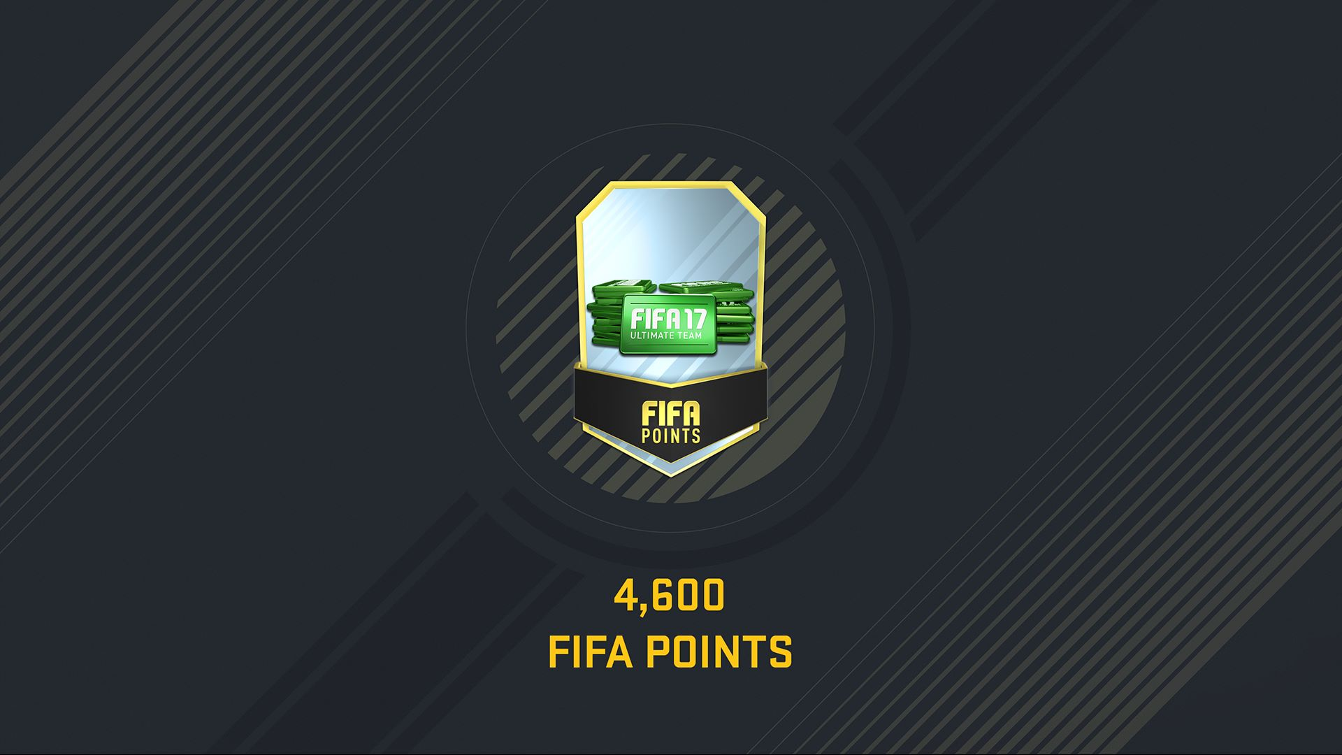4600 FIFA 17 Points Pack
