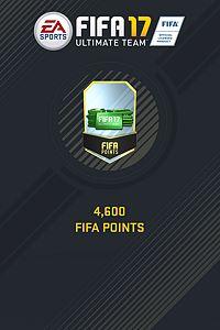 4600 FIFA 17 Points