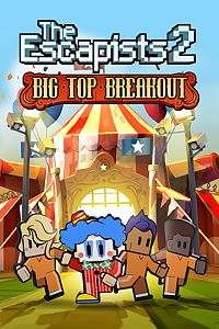 Carátula del juego The Escapists 2 - Big Top Breakout
