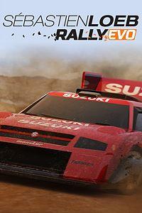 Carátula del juego Sébastien Loeb Rally EVO - Pikes Peak Pack Suzuki Escudo PP