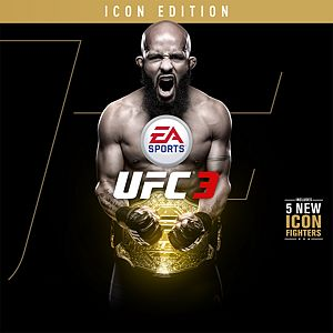 EA SPORTS™ UFC® 3 ICON Edition Xbox One