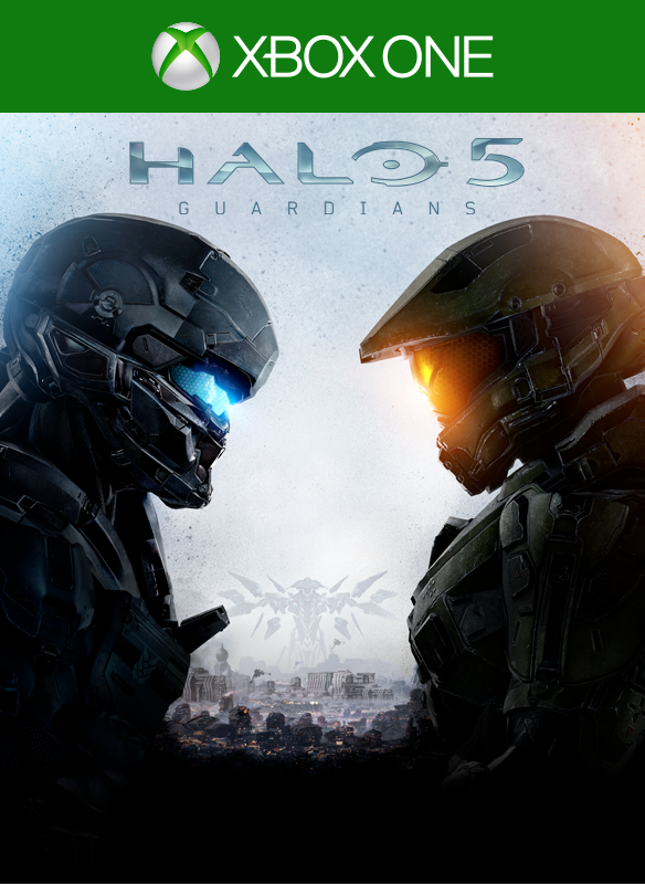 Halo 5 Guardians boxshot