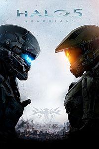 Carátula del juego Halo 5: Guardians