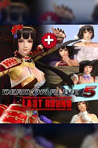 Carátula del juego DOA5LR Naotora Ii + Debut Costume Set