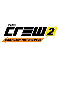 Carátula del juego THE CREW 2 - Legendary Motor Pack