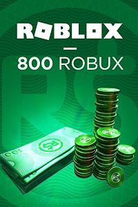 Carátula del juego 800 ROBUX