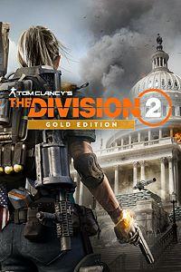 Carátula para el juego Tom Clancy's The Division 2 - Gold Edition de Xbox 360