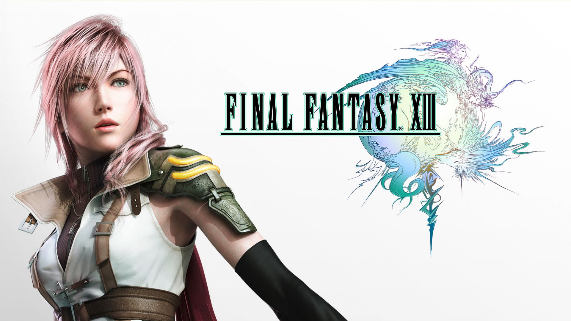 Final Fantasy XIII Screenshot