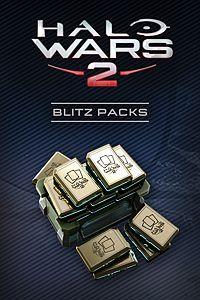 Carátula del juego Halo Wars 2: 40 Blitz Packs + 7 Free