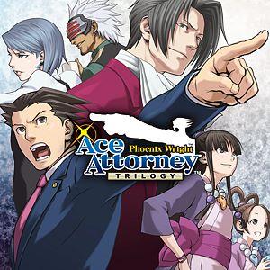 Phoenix Wright: Ace Attorney Trilogy(역전재판 123 나루호도 셀렉션) Xbox One