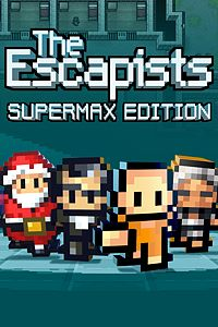 Carátula del juego The Escapists: Supermax Edition de Xbox One