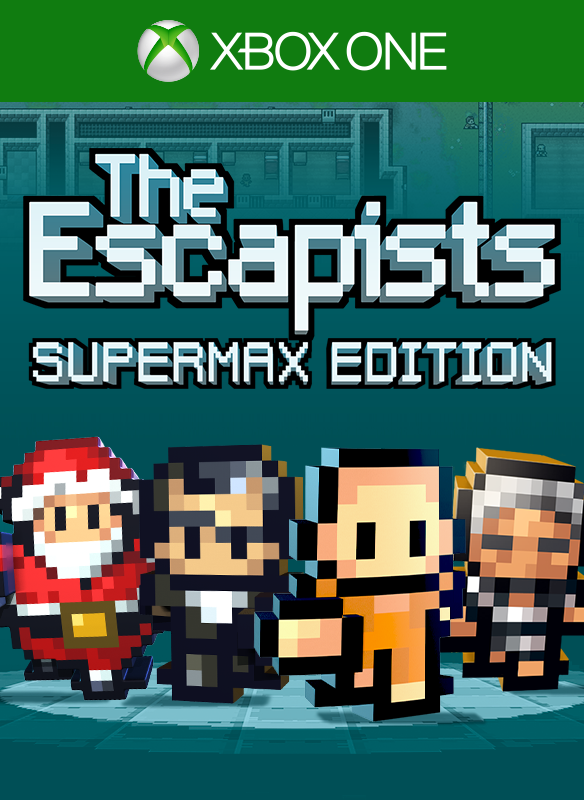 Escapists Supermax Edition boxshot