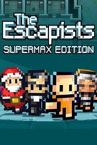 Carátula del juego The Escapists: Supermax Edition para Xbox One