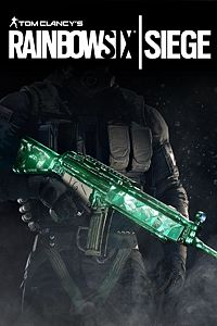 Carátula del juego Emerald Weapon Skin de Xbox One