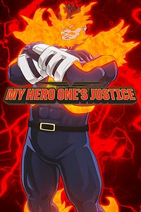 Carátula del juego MY HERO ONE'S JUSTICE Playable Character: Pro Hero Endeavor
