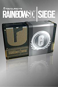 Carátula del juego TOM CLANCY'S RAINBOW SIX SIEGE: 1200 R6 CREDITS
