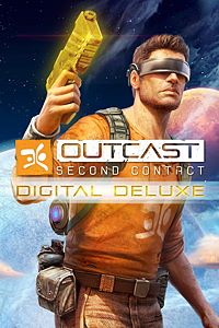 Carátula del juego Outcast - Second Contact Launch Edition