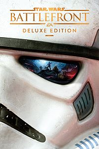 Carátula del juego STAR WARS Battlefront Deluxe Edition Content