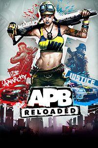 Carátula del juego APB Reloaded