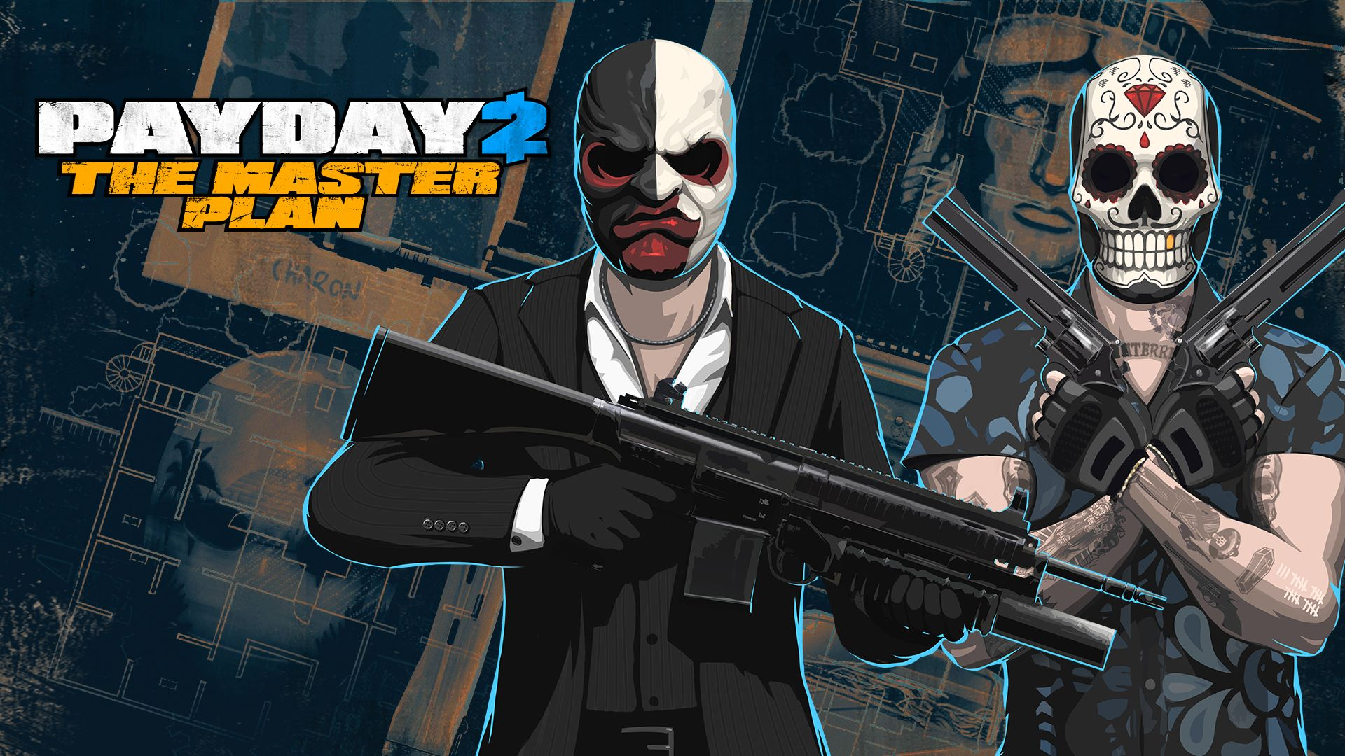 Image result for payday 2