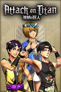 Carátula para el juego Costume Set
