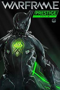 Carátula para el juego Warframe: Exclusive Prestige Pack XI de Xbox 360