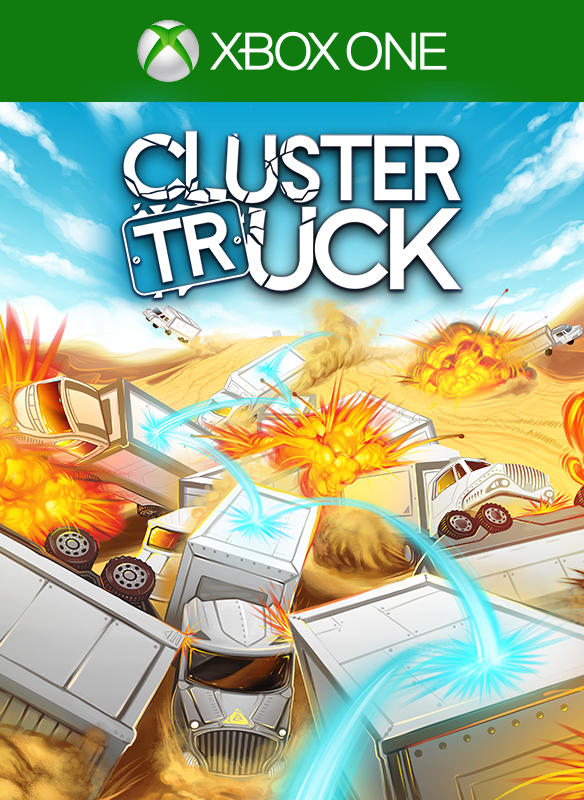 Cluster Truck boxshot