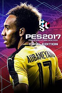 Carátula del juego Pro Evolution Soccer 2017 Trial Edition de Xbox One