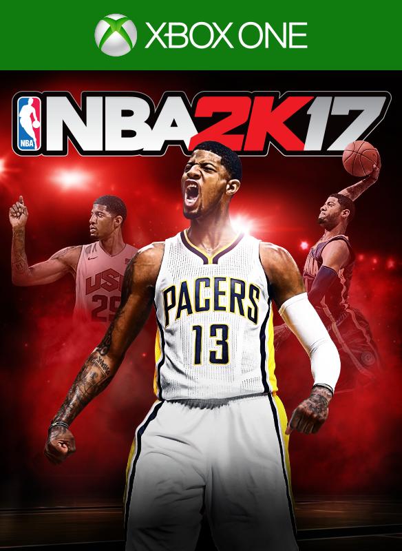 NBA 2K17 boxshot