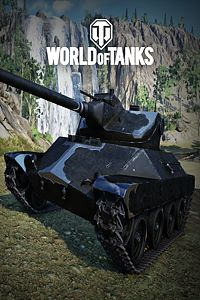 Carátula del juego World of Tanks - Lycan T71